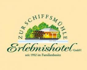 """Erlebnishotel """"Zur Schiffsmühle"""", Grimma"""